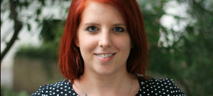 Larissa Horn - Projektmanager