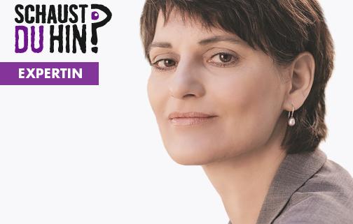 Brigitte Loesch - Expertin Schaust du hin